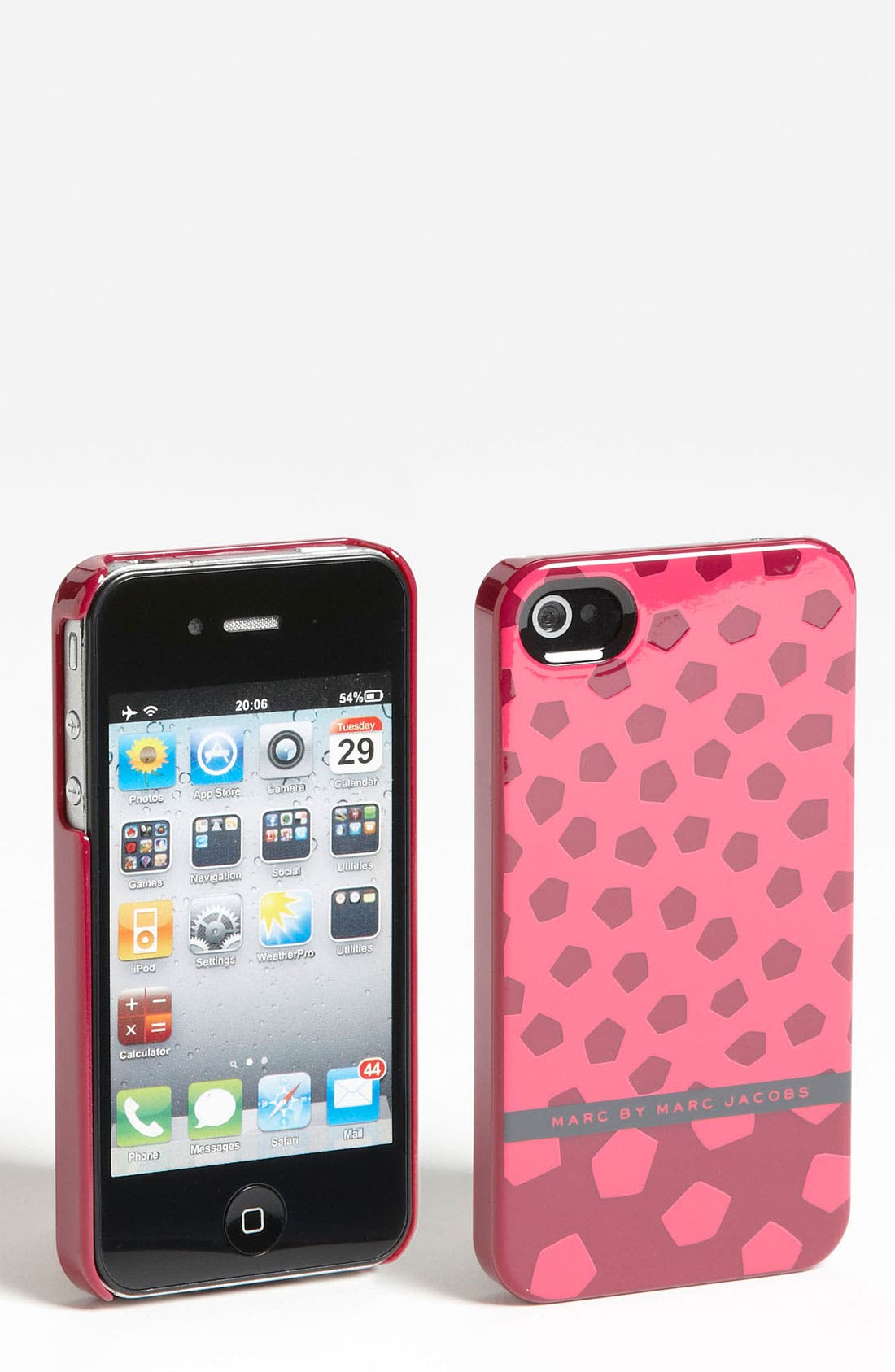 Alternate Image 1 Selected - MARC BY MARC JACOBS 'Odessa' iPhone 4 & 4S Case
