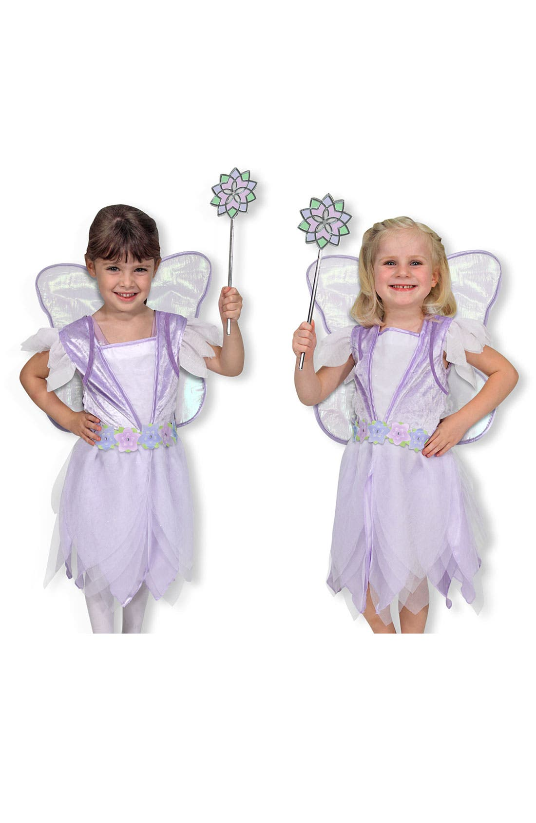 Main Image - Melissa & Doug 'Fairy' Costume (Toddler)