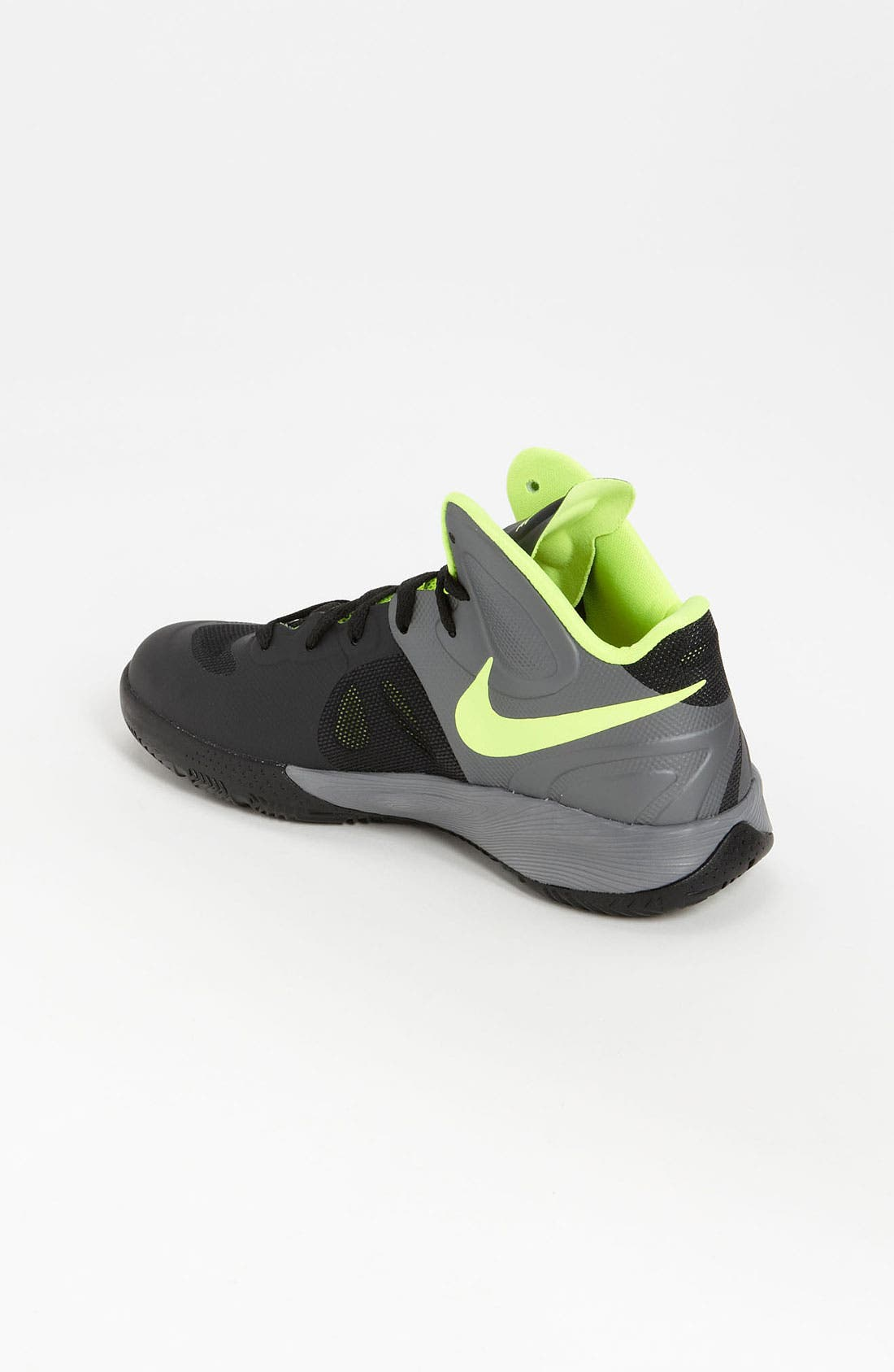 Alternate Image 2  - Nike 'Hyperfuse 2012' Basketball Shoe (Big Kid)