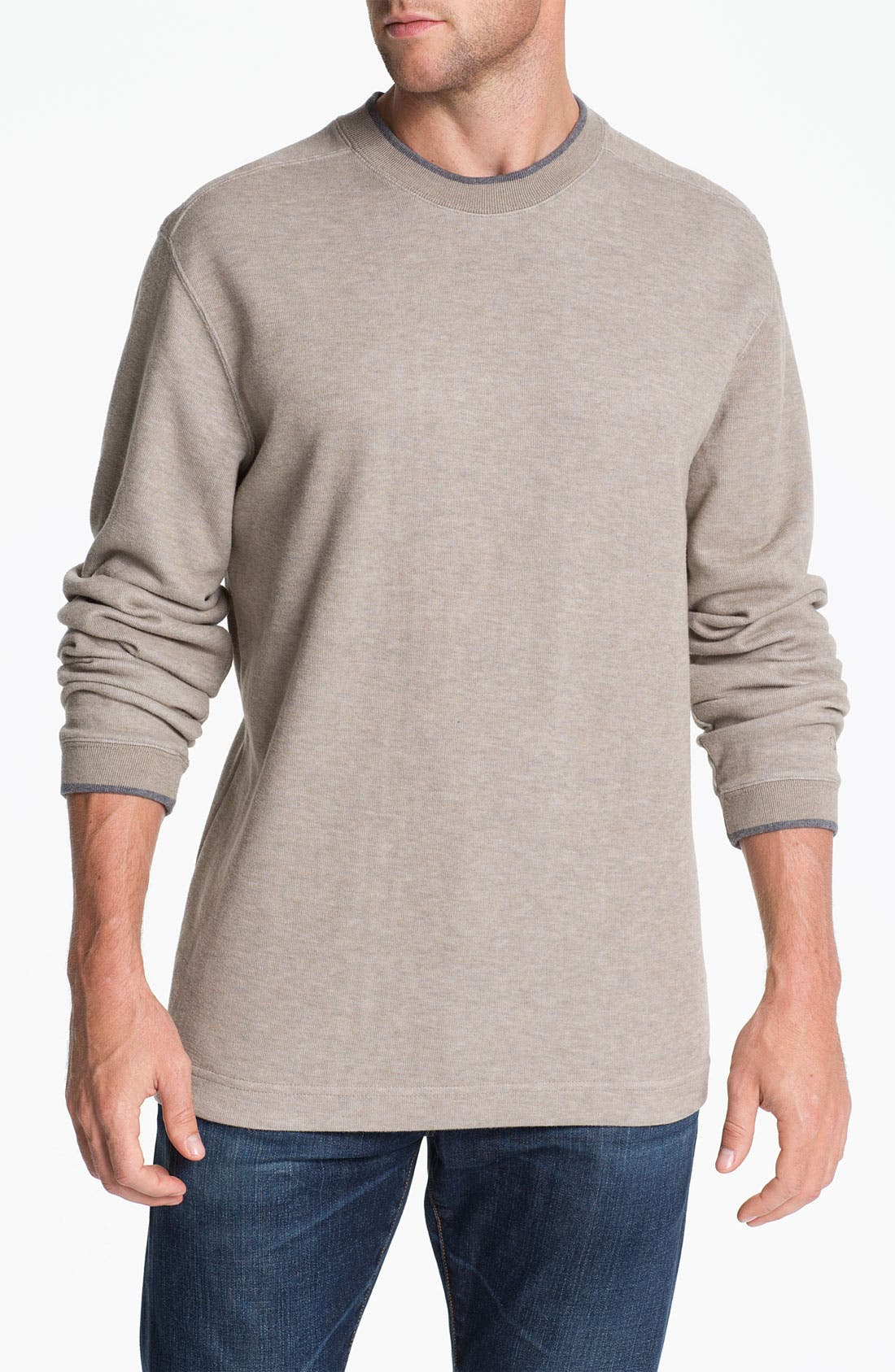 Alternate Image 1 Selected - Quiksilver 'Rock Lagoon' Crewneck T-Shirt