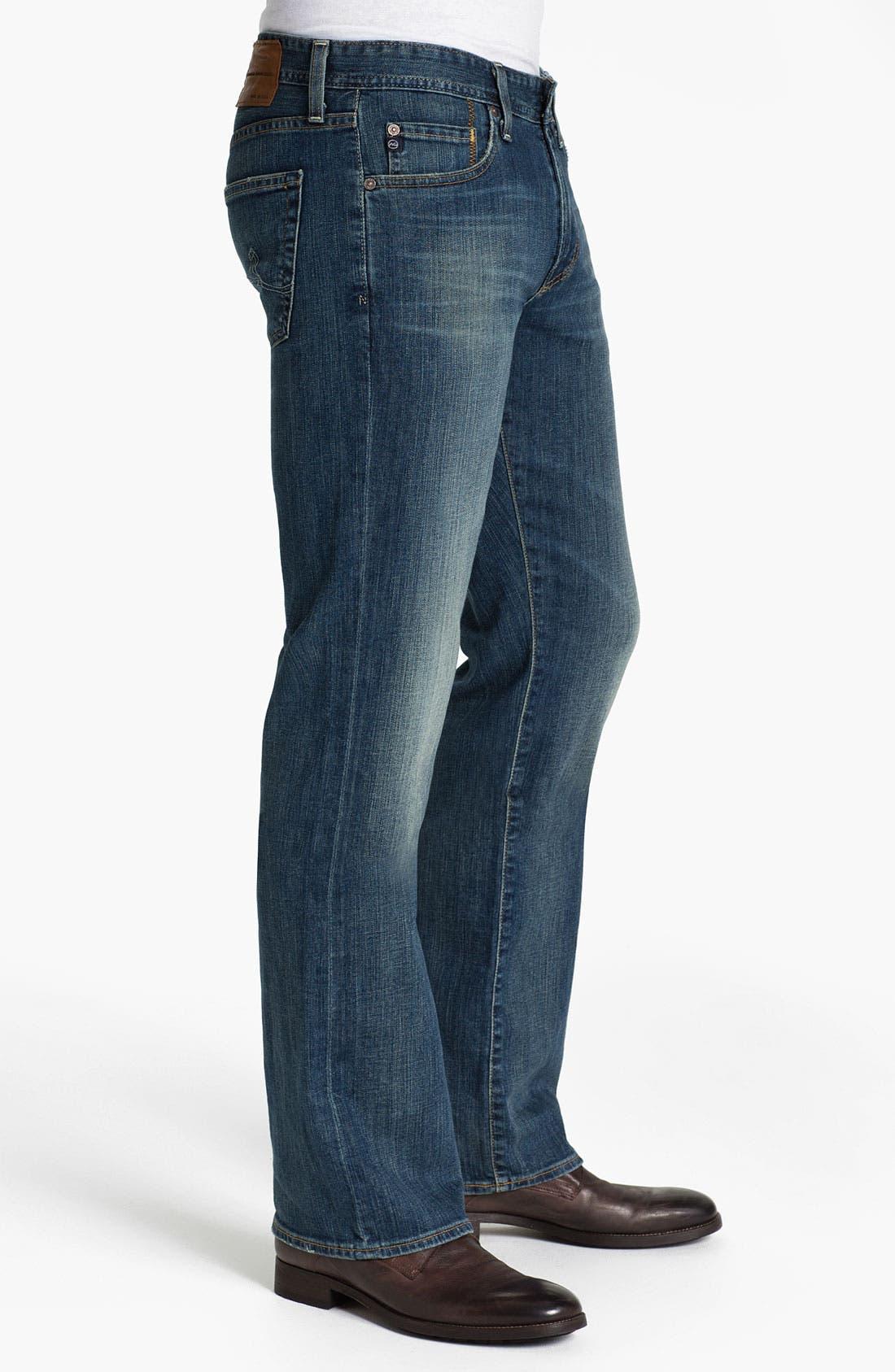 Alternate Image 3  - AG Jeans 'Regent' Bootcut Jeans (Abbott)