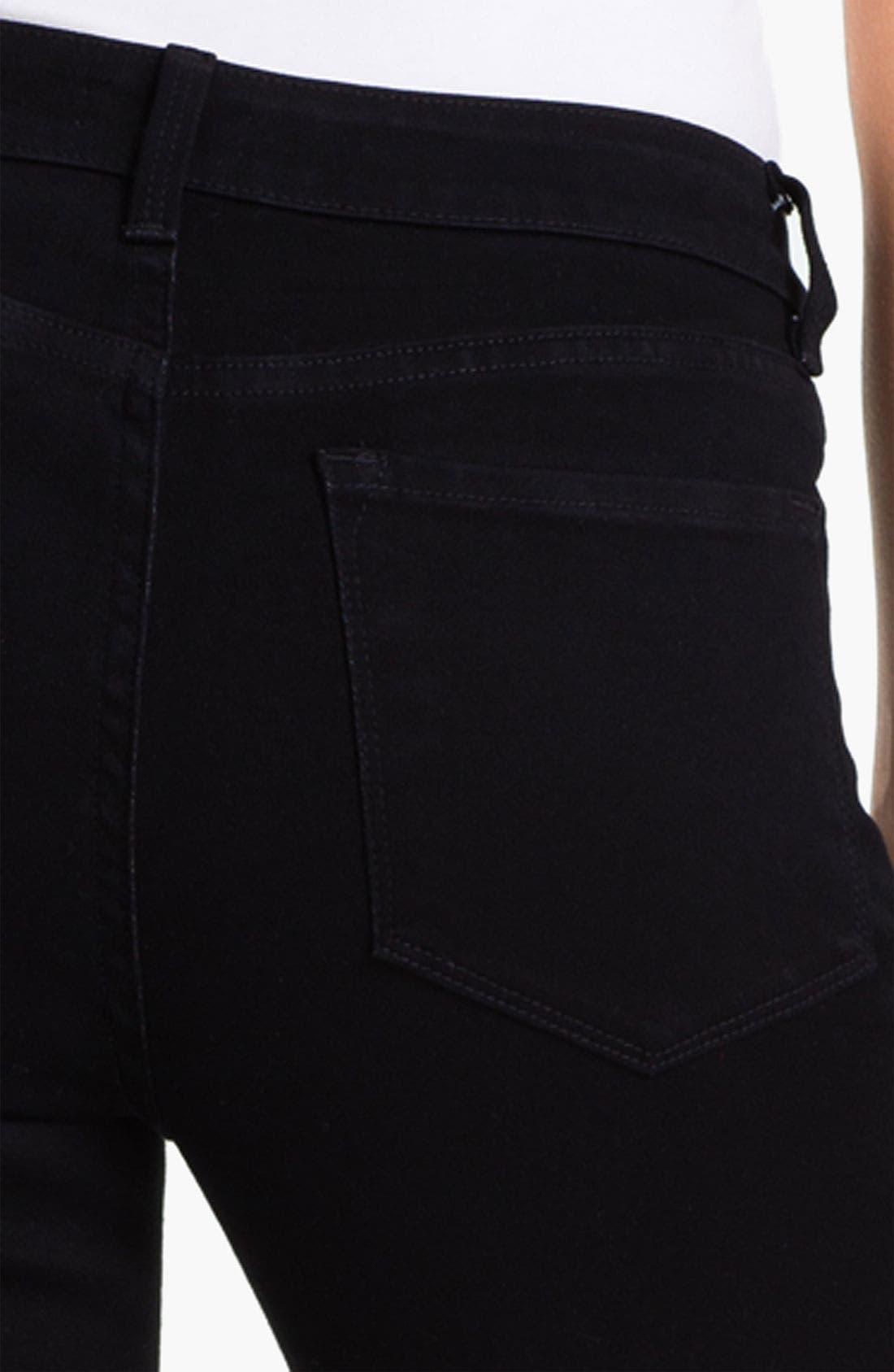Alternate Image 3  - NYDJ 'Sheri' Sparkle Skinny Stretch Jeans