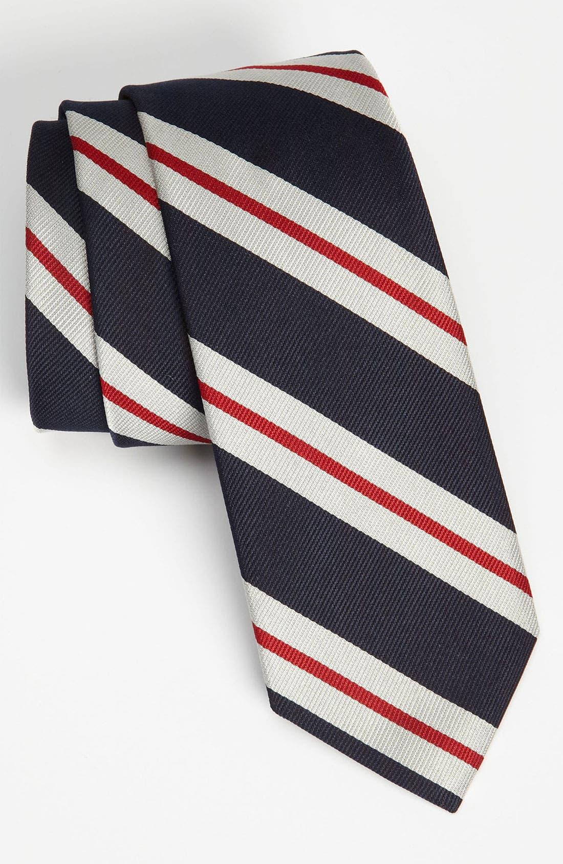 Alternate Image 1 Selected - Fahlgren Woven Silk Tie