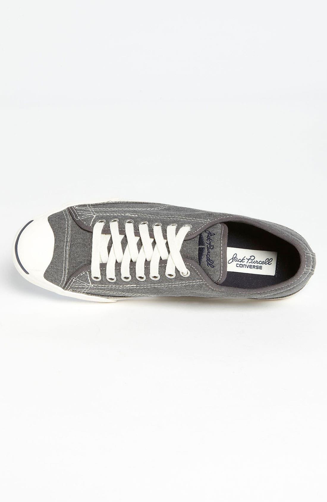 'Jack Purcell LP' Sneaker,                             Alternate thumbnail 3, color,                             Navy