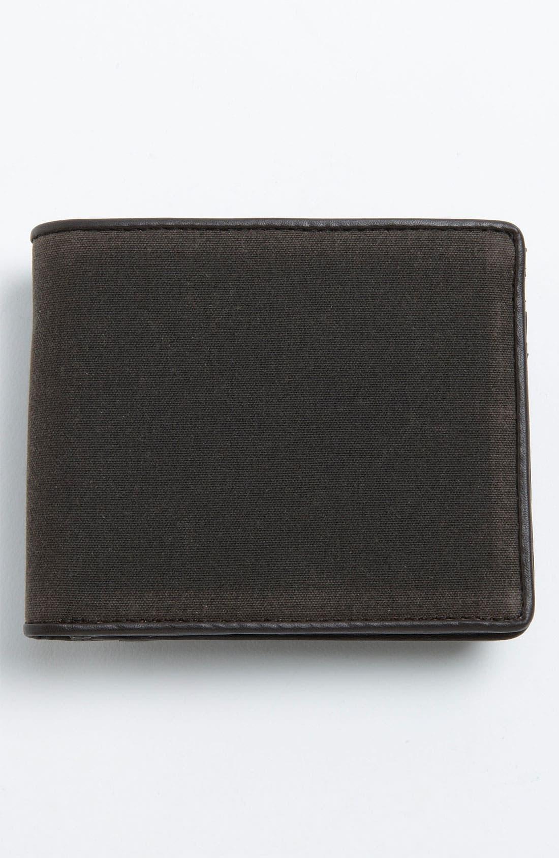 Alternate Image 2  - Jack Spade 'Waxwear' Wallet