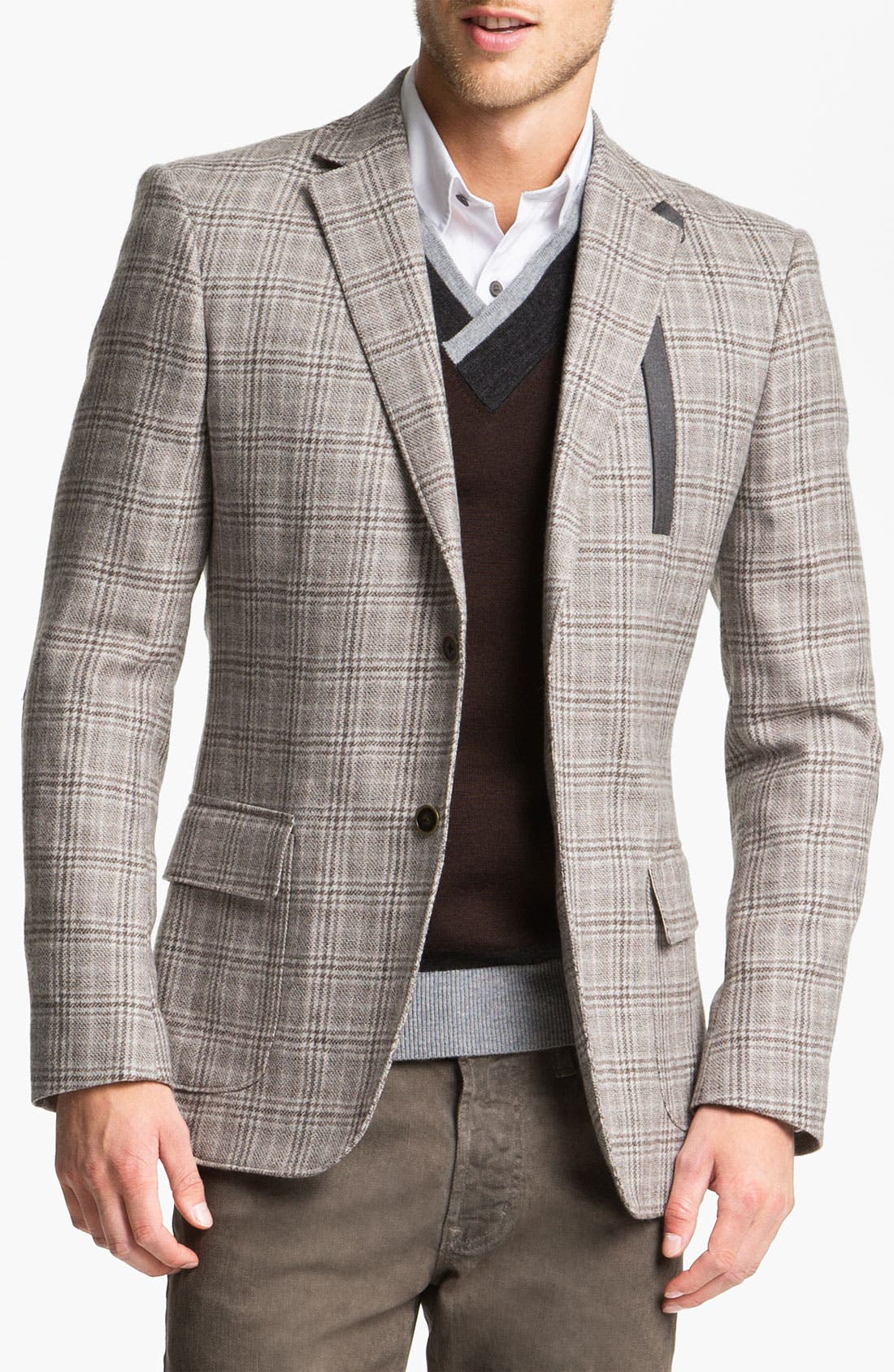 Main Image - W.R.K 'Deans' Wool Sportcoat