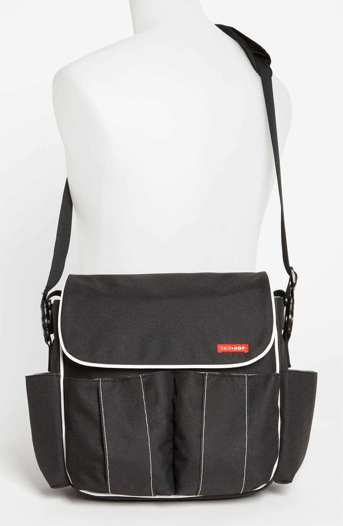 Alternate Image 4  - Skip Hop 'Dash' Diaper Bag (Deluxe Edition)