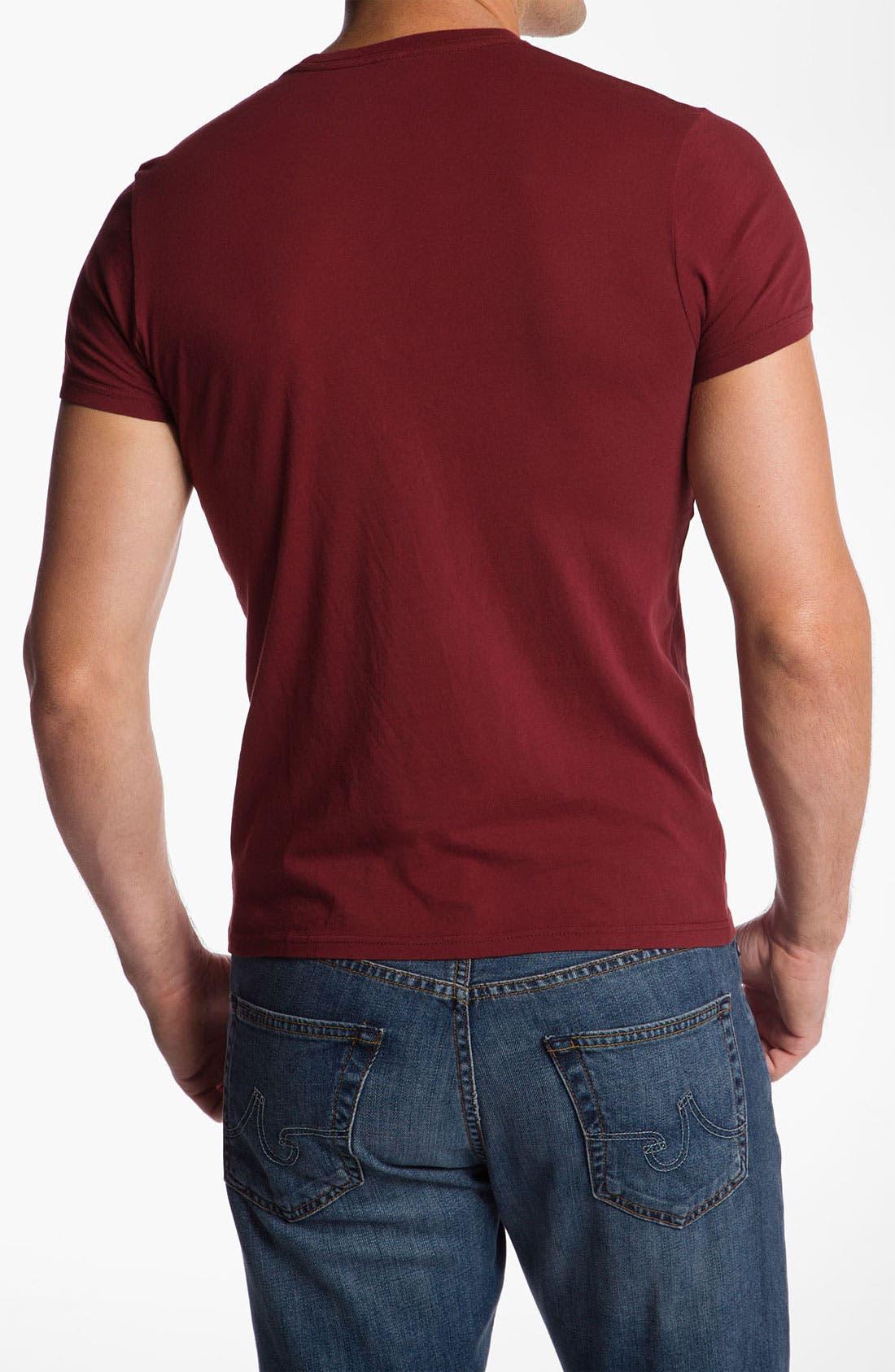 Alternate Image 2  - The Original Retro Brand 'Arizona State Sun Devils' T-Shirt