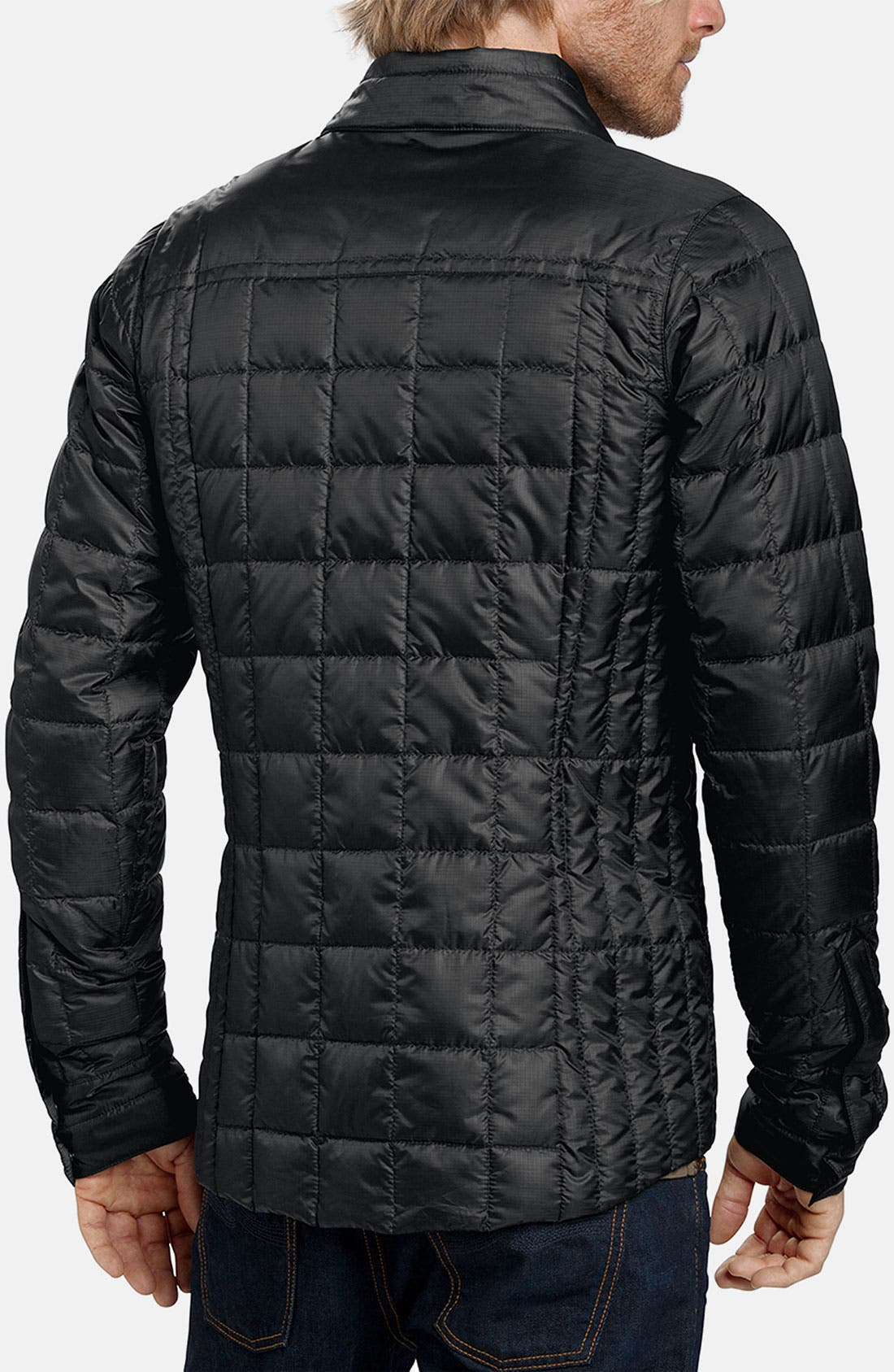 Alternate Image 2  - Nau Quilted Down Shirt Jacket