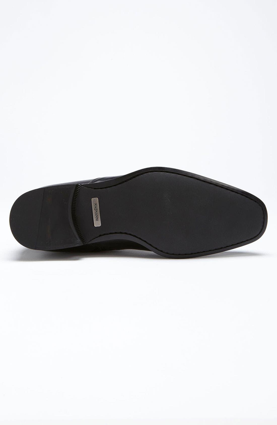 Alternate Image 4  - Magnanni Donosti Zip Boot (Men)