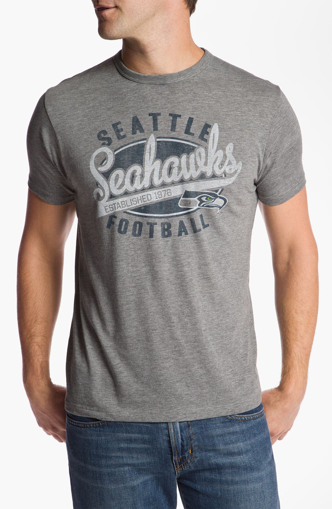 Alternate Image 1 Selected - Banner 47 'Seattle Seahawks - Scrum' T-Shirt