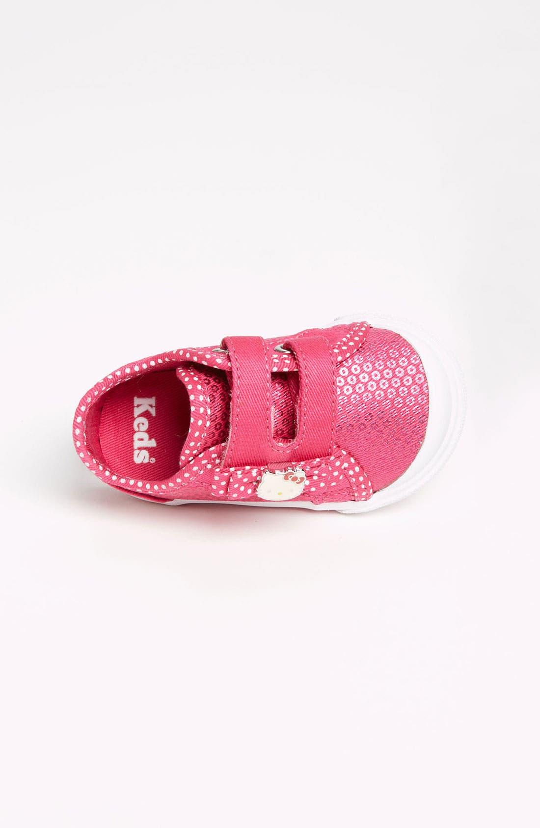 Alternate Image 3  - Keds® 'Mimmy' Crib Shoe (Baby)