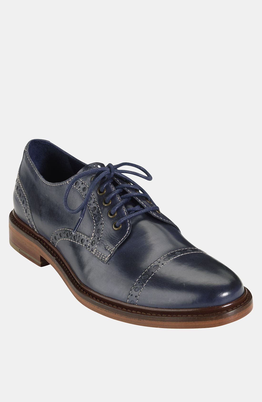 Main Image - Cole Haan 'Air Harrison' Cap Toe Derby