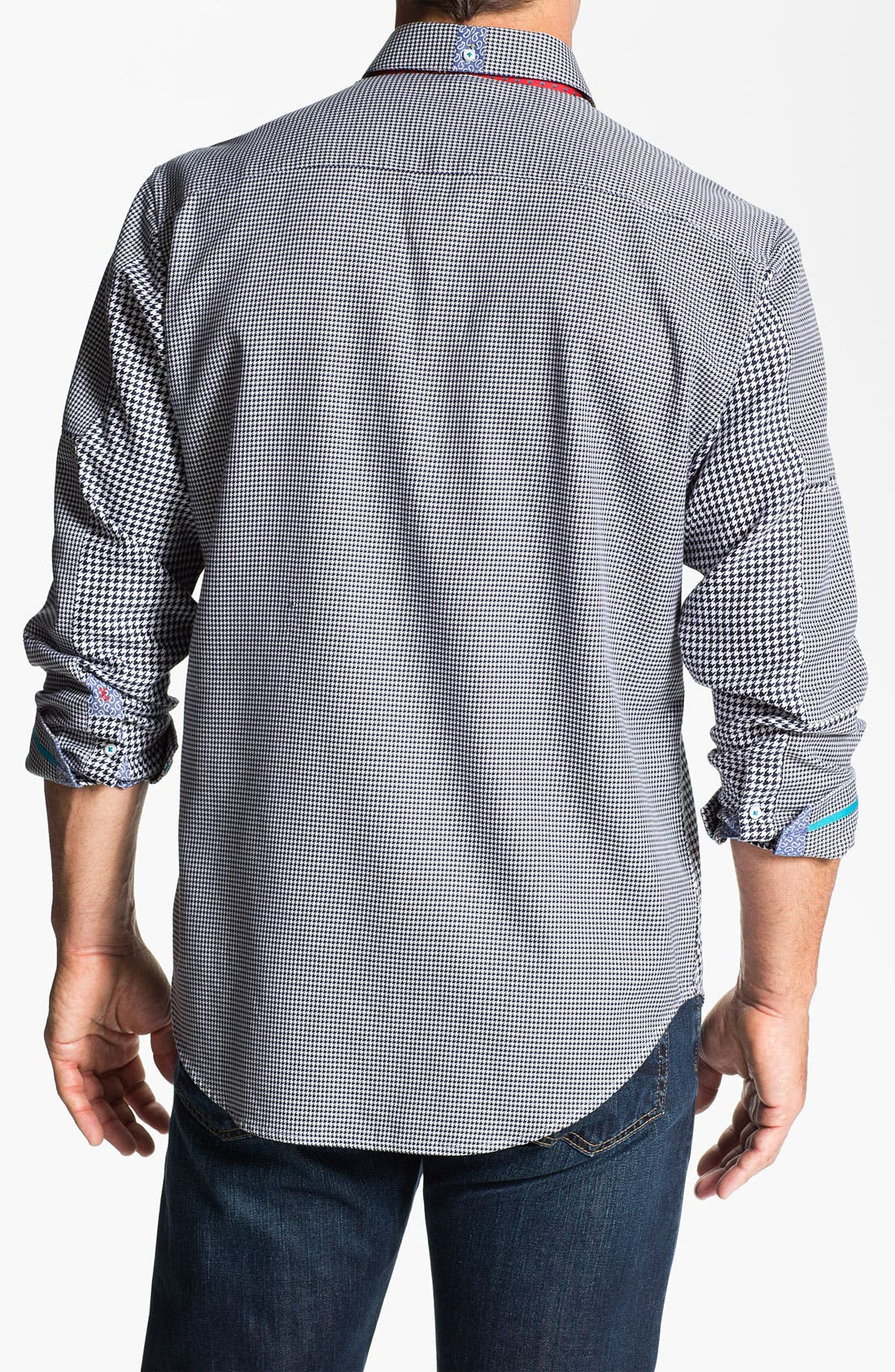 Alternate Image 3  - Robert Graham 'Puckle' Sport Shirt