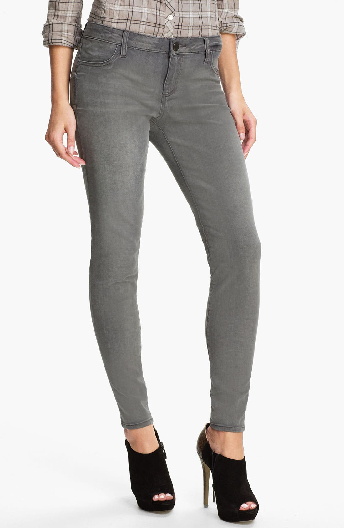 Alternate Image 1 Selected - KUT from the Kloth 'Jennifer' Skinny Stretch Jeans (Deluxe) (Online Exclusive)