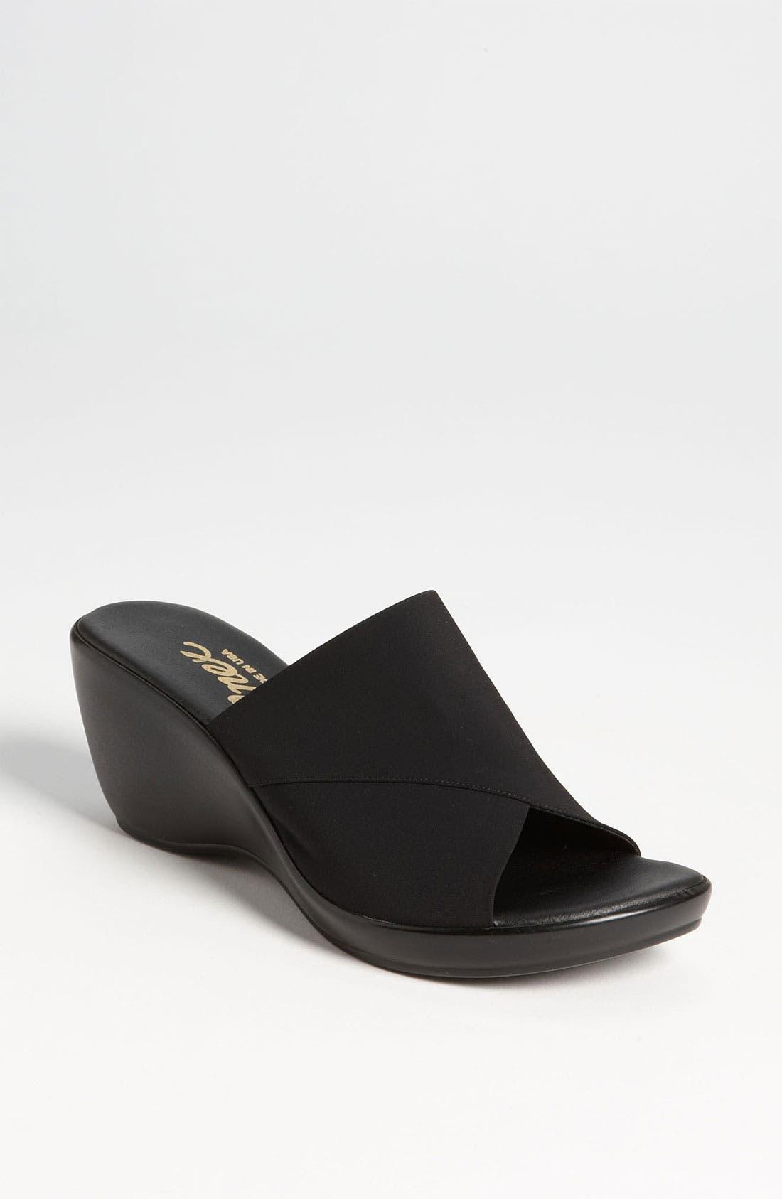 Alternate Image 1 Selected - Onex 'Deena' Wedge Sandal