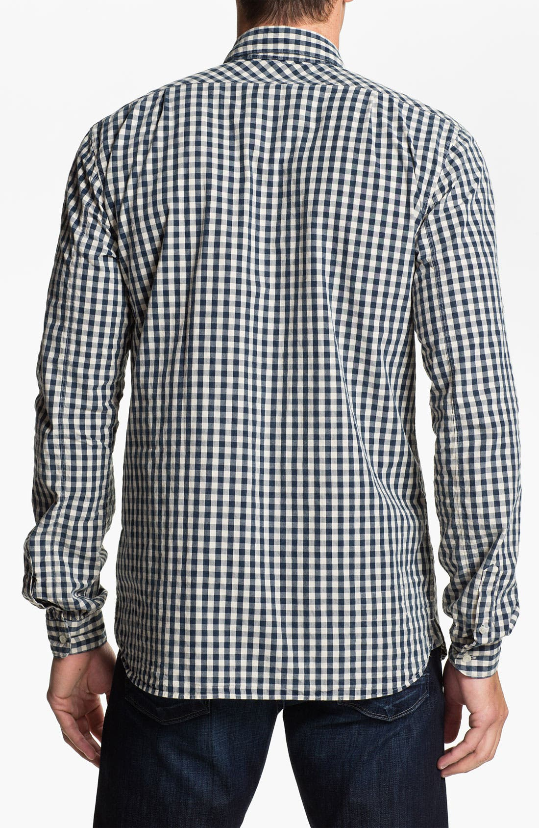 Alternate Image 2  - Scotch & Soda Check Sport Shirt