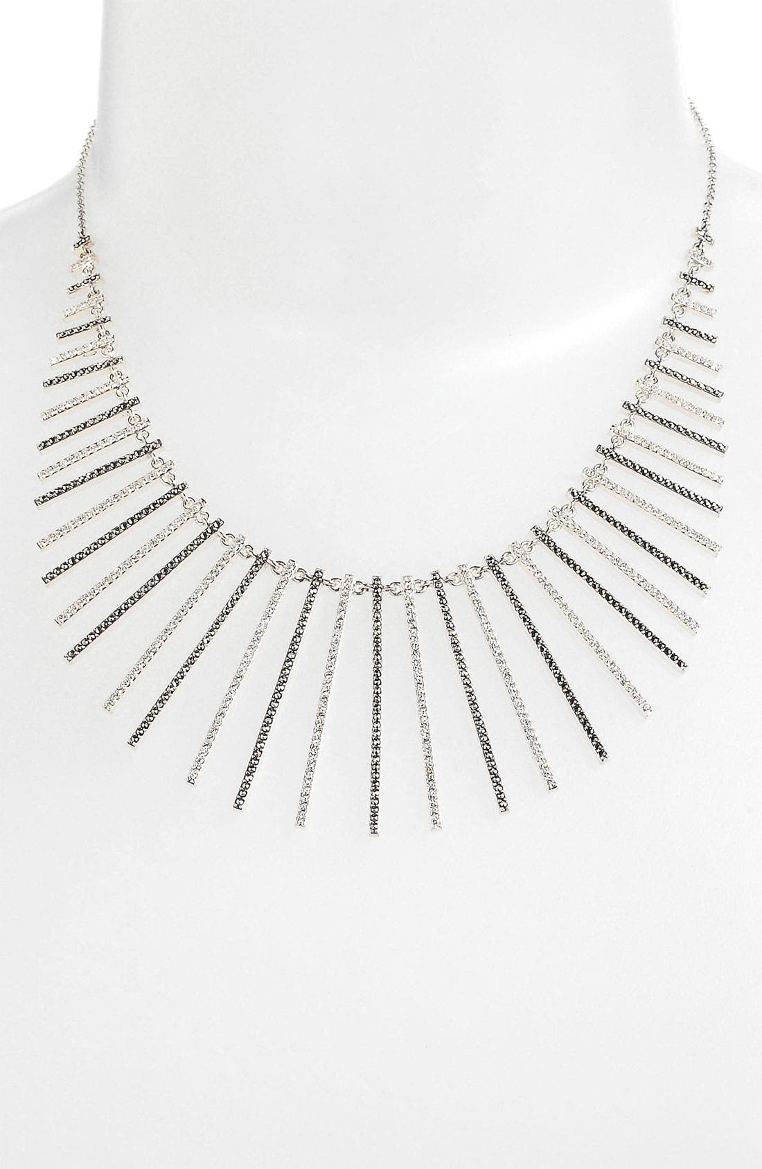 Main Image - Judith Jack 'Crystal Glitz' Bib Necklace