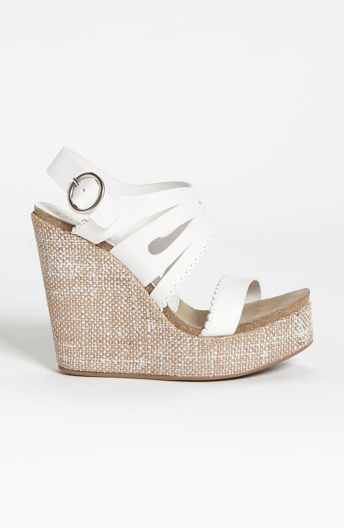 Alternate Image 4  - Pedro Garcia 'Ailyn' Wedge Sandal