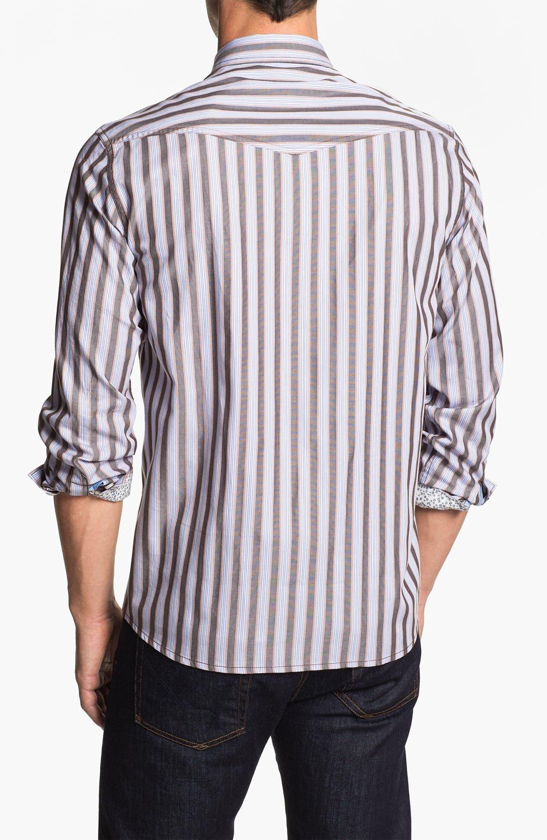 Alternate Image 2  - Tommy Bahama Denim 'Ship to Shore' Sport Shirt