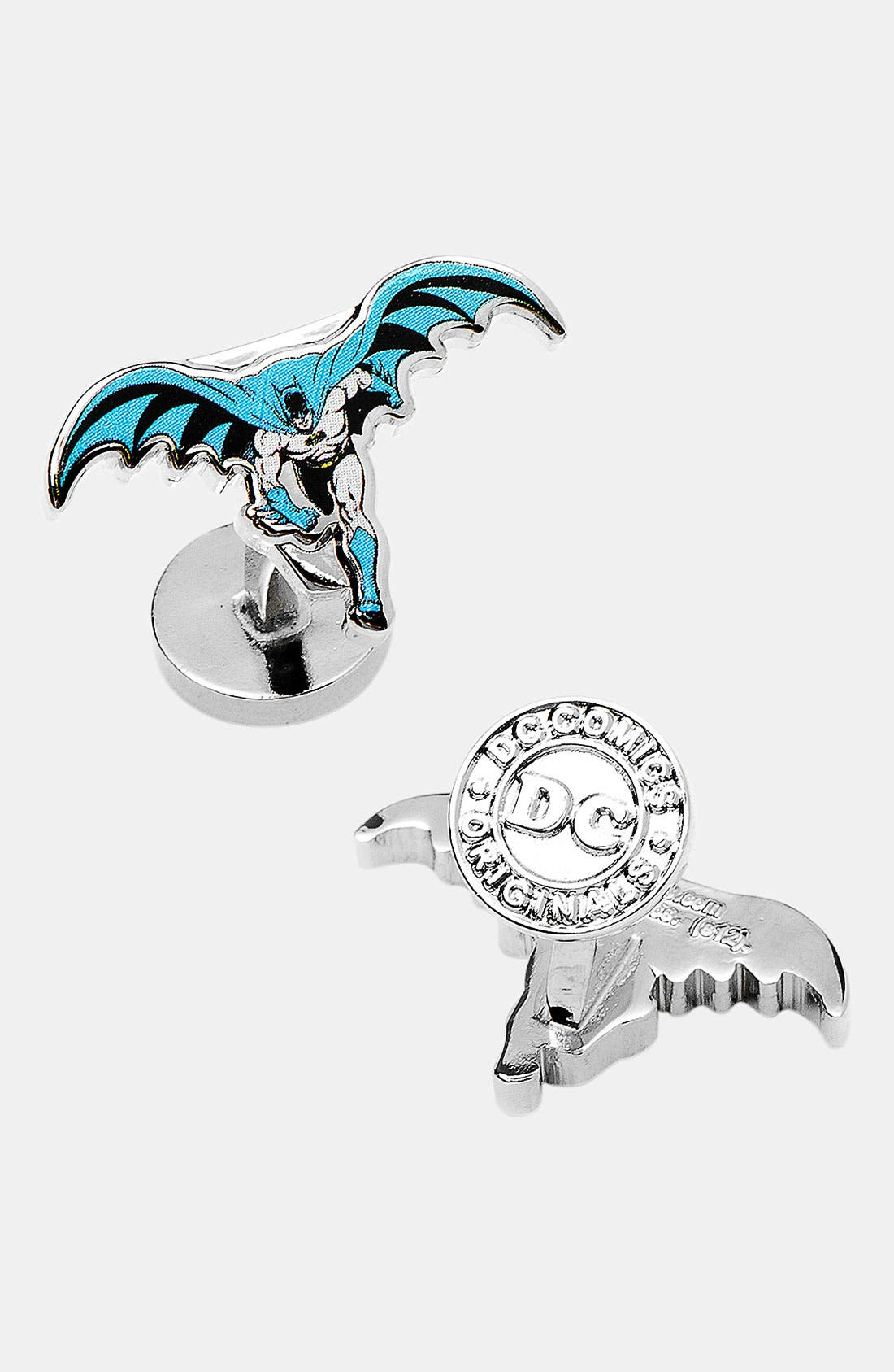 Alternate Image 1 Selected - Cufflinks, Inc. 'Batman' Cuff Links