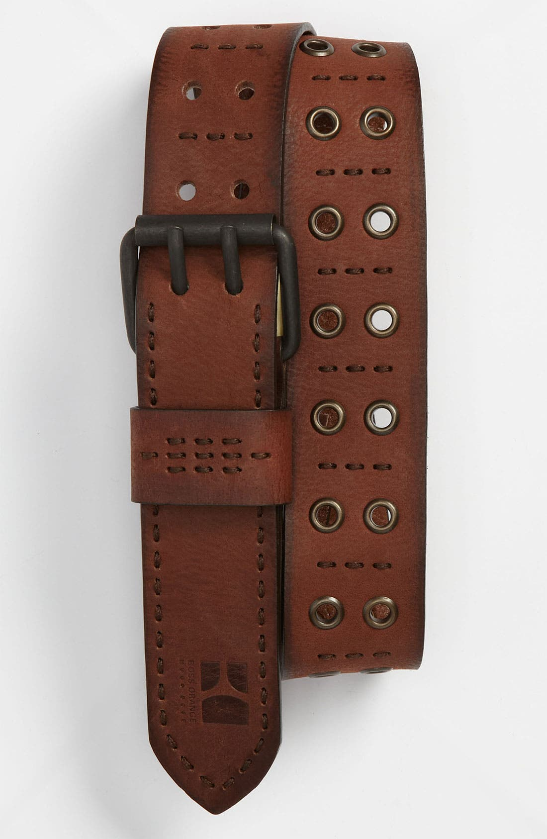 Alternate Image 1 Selected - BOSS Orange 'Jiwani' Belt