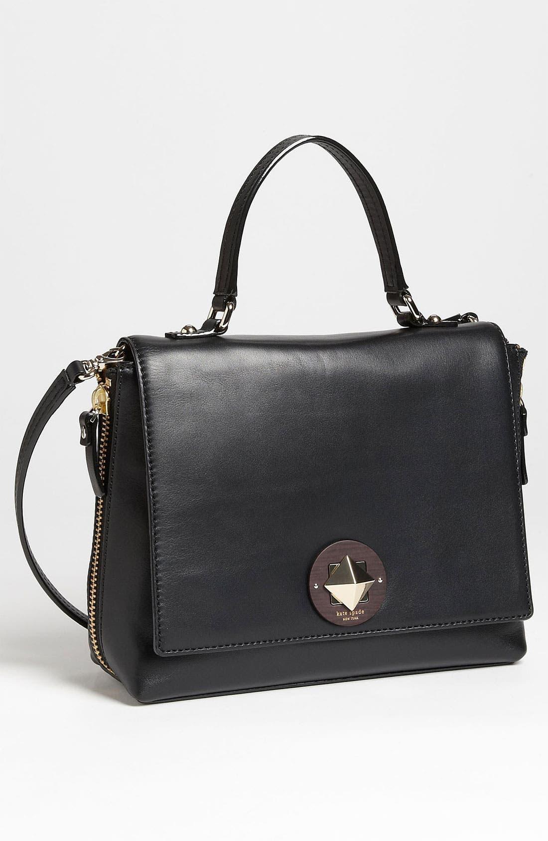 Main Image - kate spade new york 'varick street - abbie' satchel