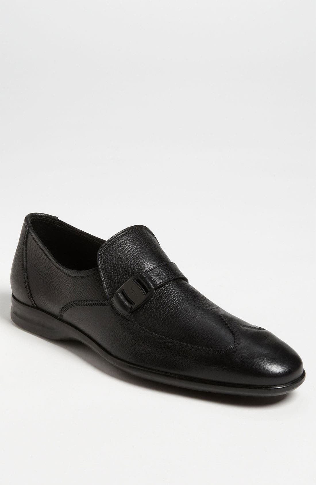 Main Image - Salvatore Ferragamo 'Tecno' Wingtip Loafer