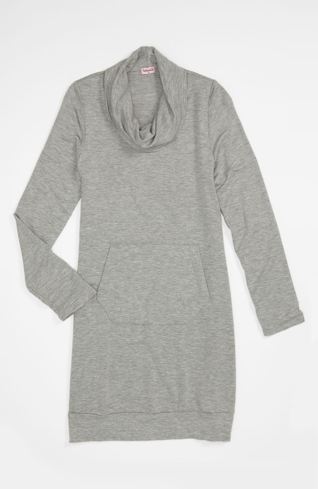 Alternate Image 1 Selected - Splendid Pocket Dress (Big Girls)