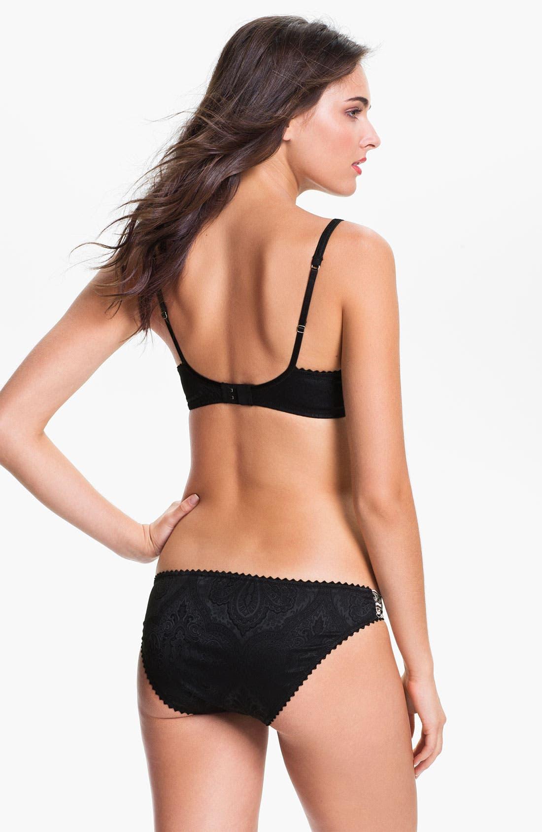 Alternate Image 5  - Pleasure State 'Chateau' Low Rise Bikini