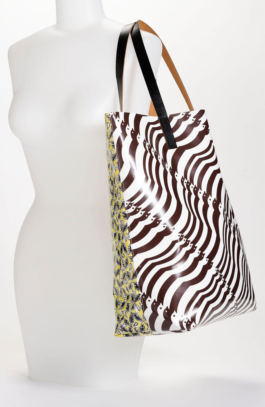 Alternate Image 3  - Marni Two-Sided Print Tote
