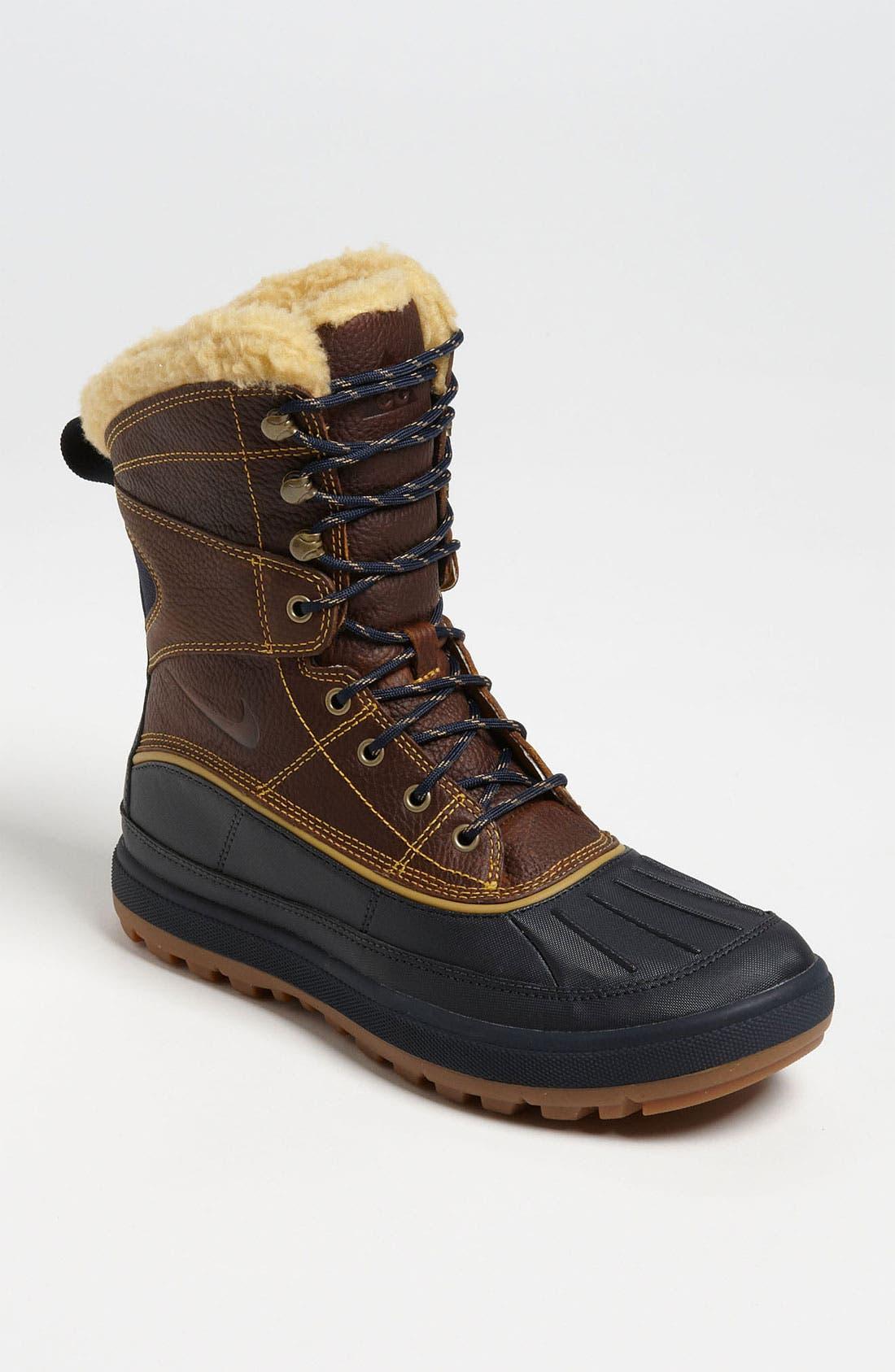 Alternate Image 1 Selected - Nike 'Woodside II' Snow Boot