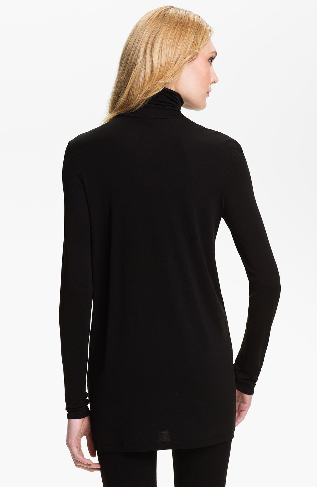 Alternate Image 2  - Eileen Fisher Long Turtleneck Top (Online Exclusive)