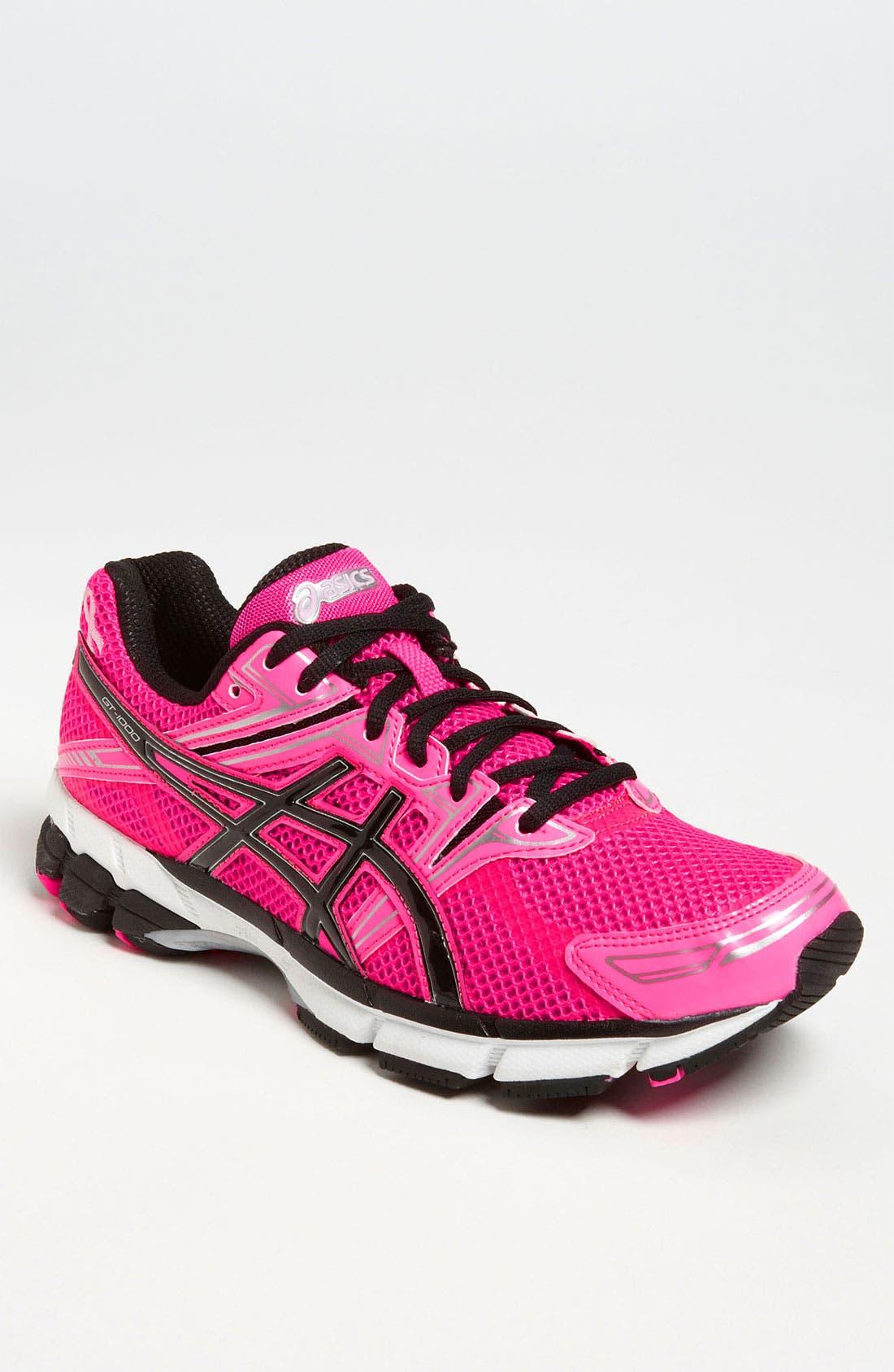 Alternate Image 1 Selected - ASICS® 'GT-1000 PR' Running Shoe (Men)