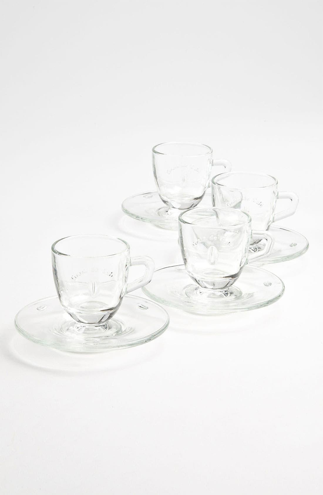 Alternate Image 1 Selected - Café Demitasse Cup (Set of 4)