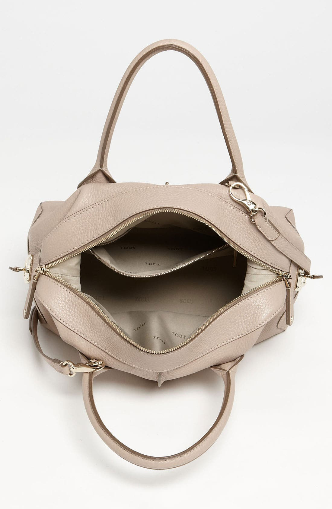 Alternate Image 3  - Tod's 'D-Styling - Small' Leather Shopper
