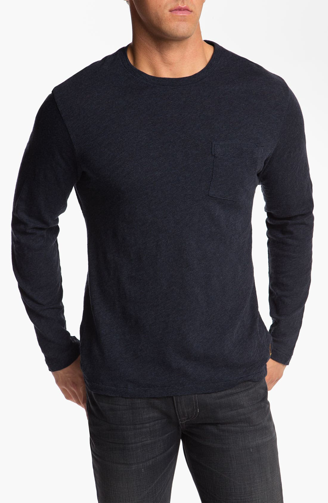 Alternate Image 1 Selected - Volcom 'Albury' Long Sleeve T-Shirt