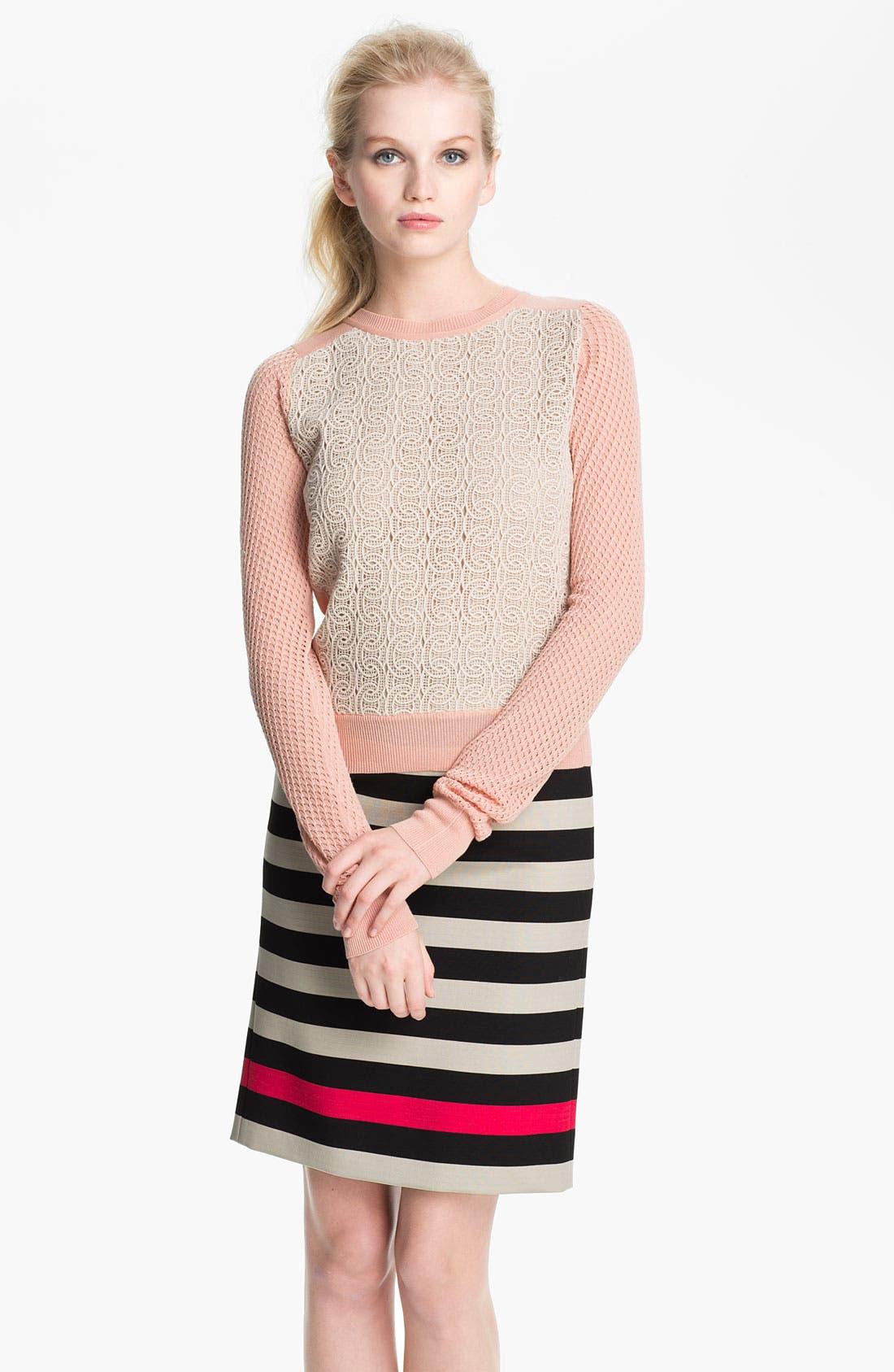 Alternate Image 1 Selected - Diane von Furstenberg 'Jordana' Sweater
