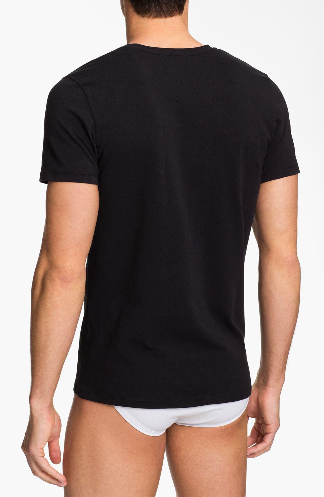 Alternate Image 2  - DIESEL® 'Michael' V-Neck T-Shirt