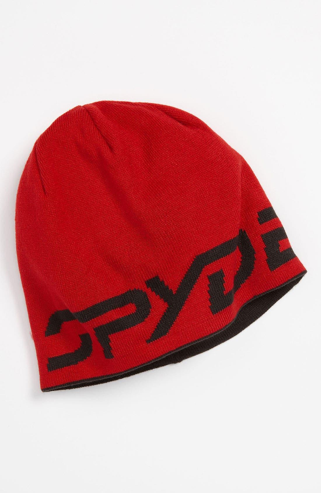 Alternate Image 2  - Spyder 'Bug' Reversible Hat (Big Boys)