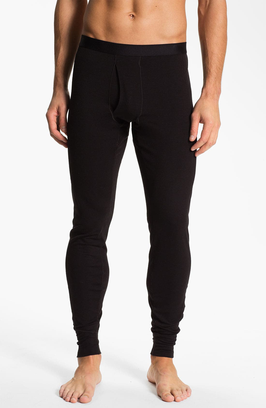 Alternate Image 1 Selected - Patagonia 'Merino® 2' Base Layer Pants (Online Only)