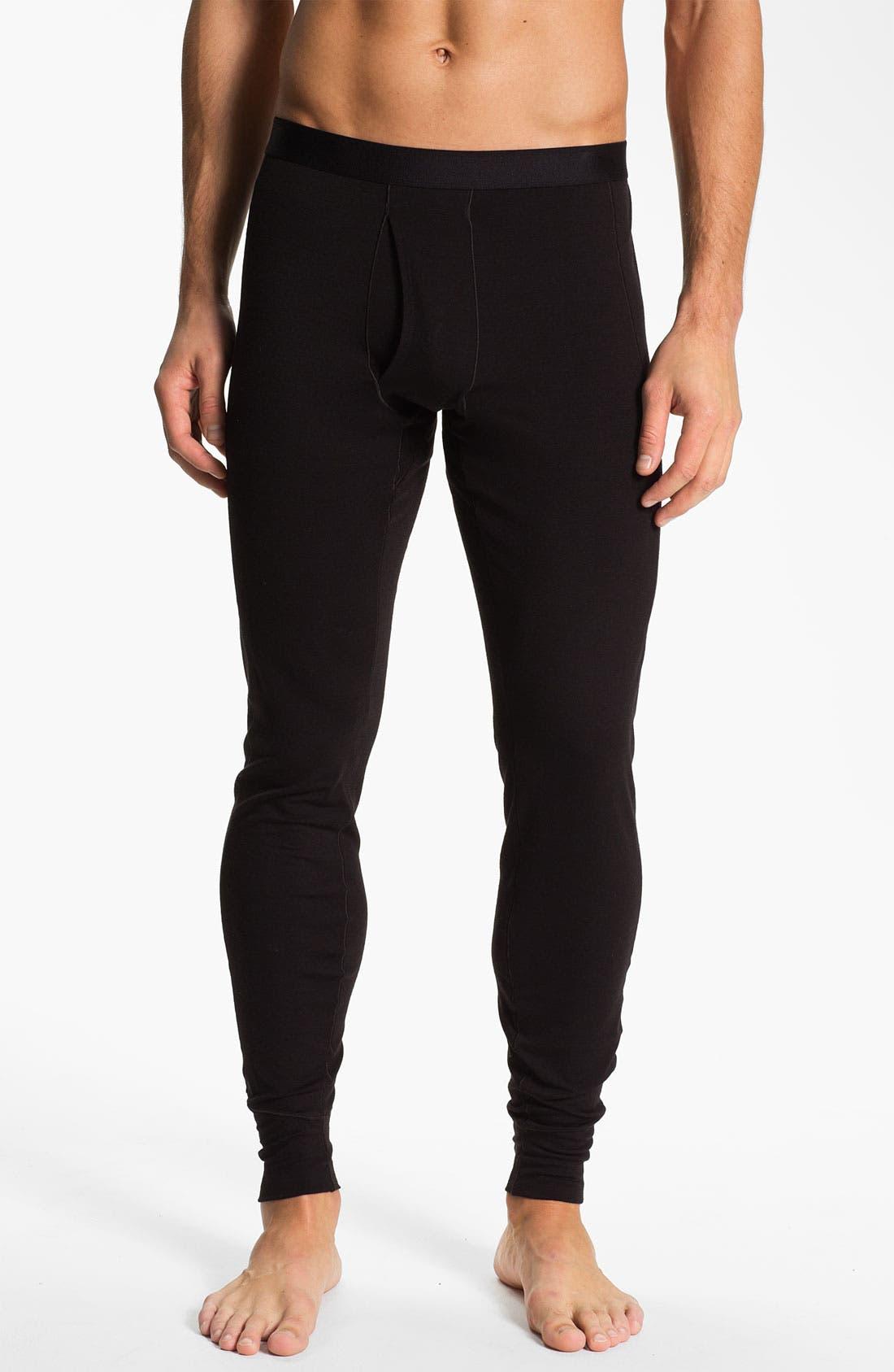 Main Image - Patagonia 'Merino® 2' Base Layer Pants (Online Only)