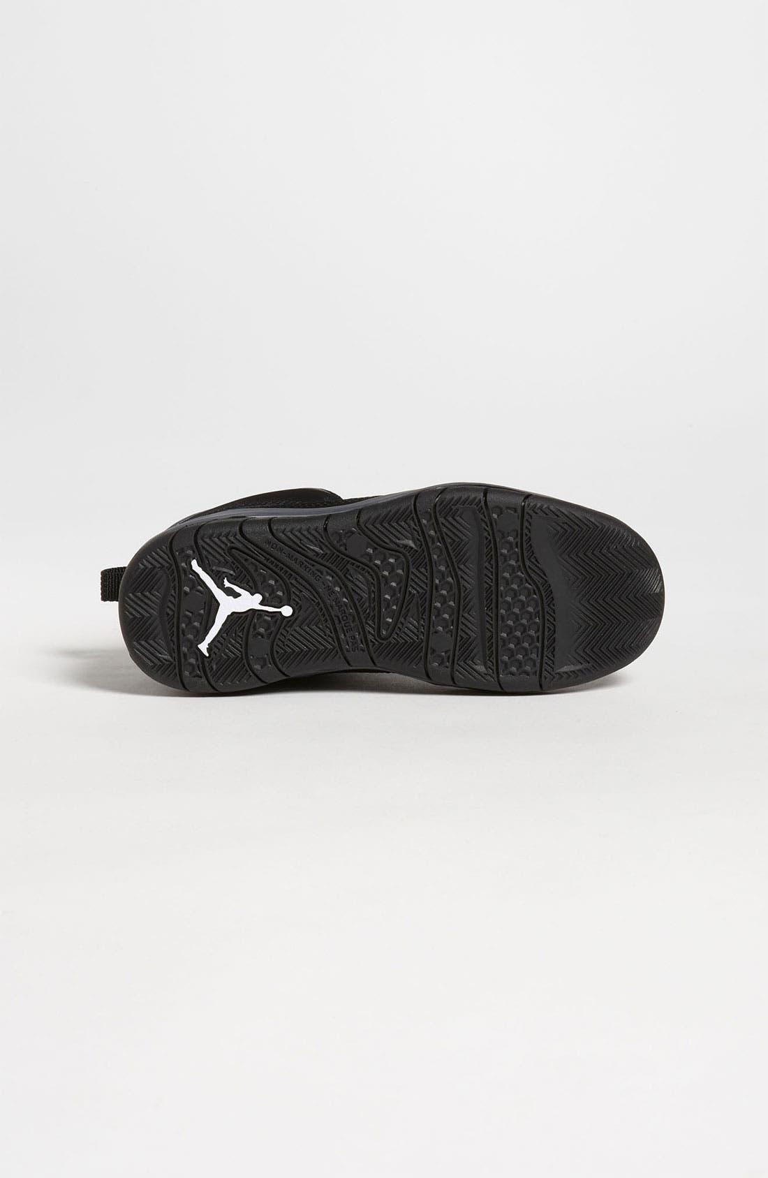 Alternate Image 4  - Nike 'Jordan Flight Team 11' Basketball Shoe (Toddler & Little Kid)
