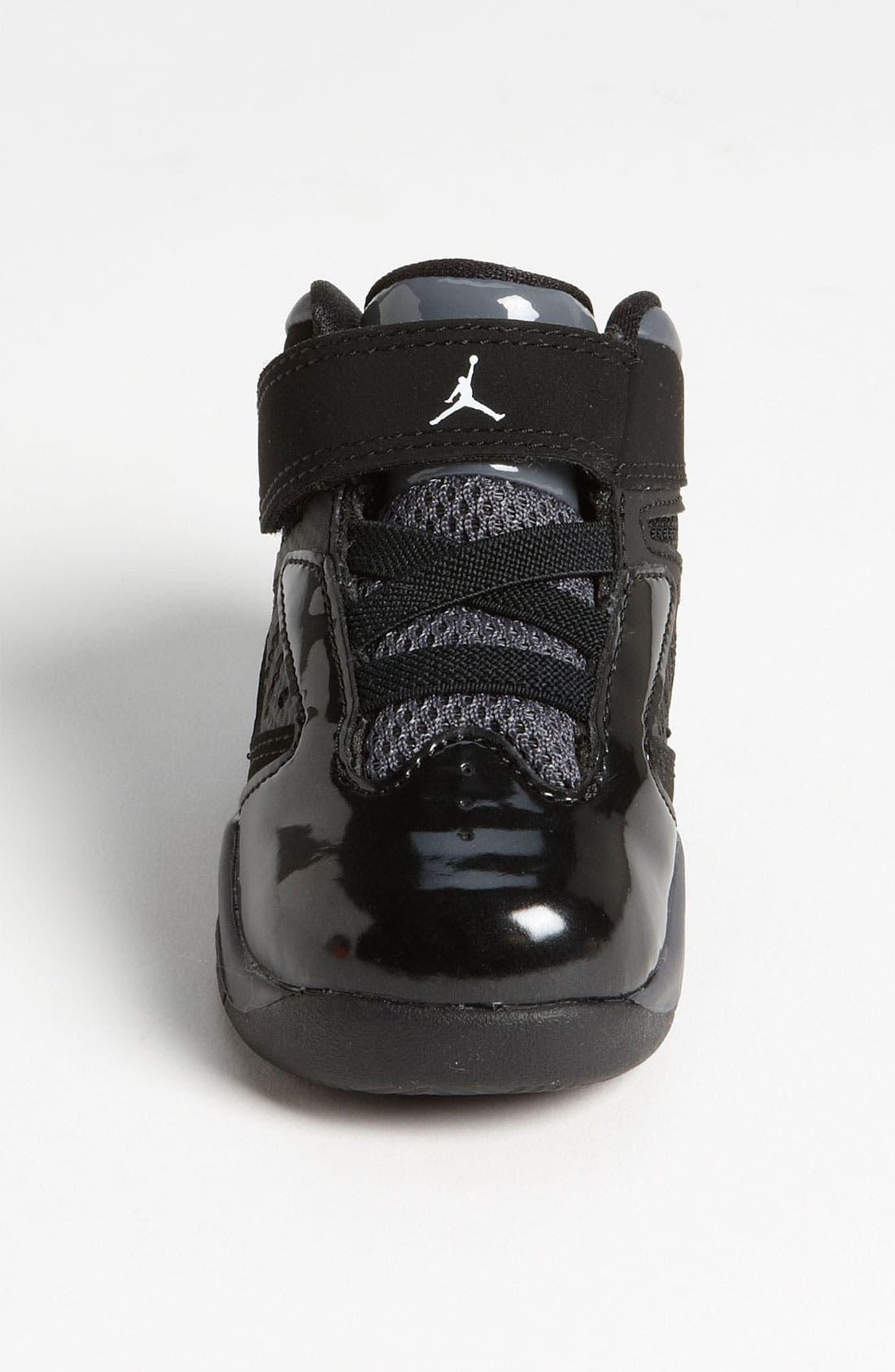 Alternate Image 3  - Nike 'Jordan Flight Team 11' Basketball Shoe (Baby, Walker & Toddler)