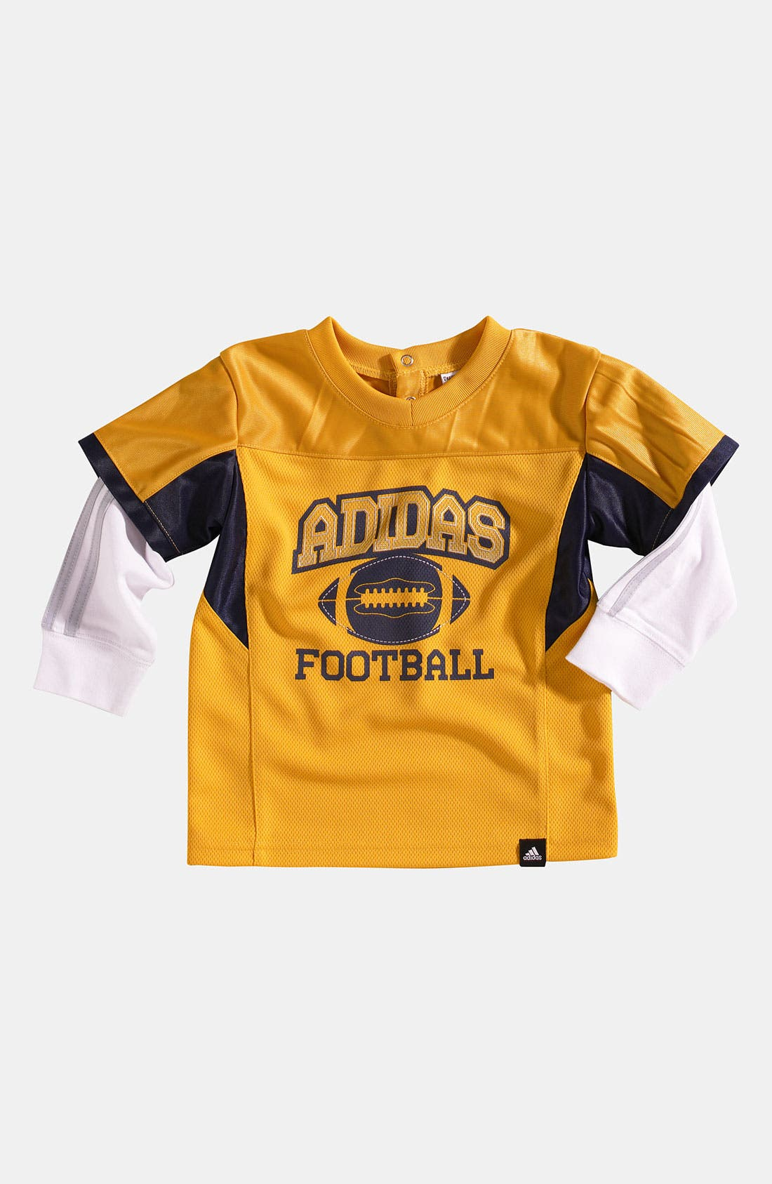 Main Image - adidas 'Kick Off' Jersey (Toddler)