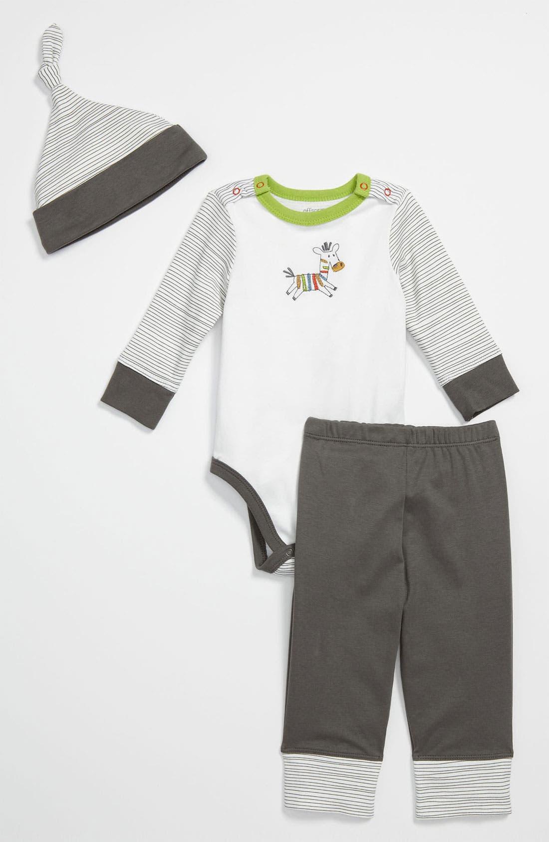 Main Image - Offspring Bodysuit & Pants (Infant)