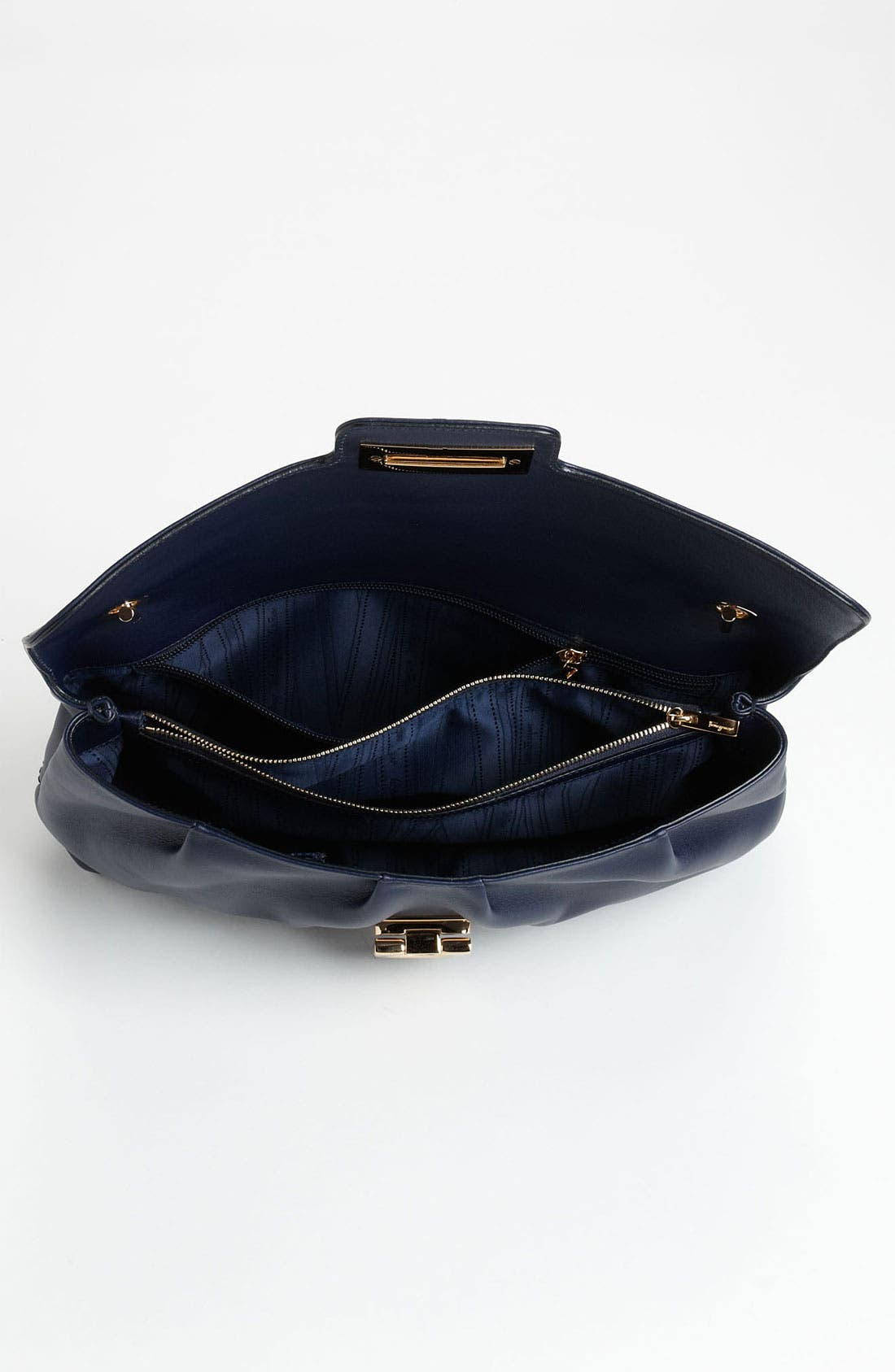 Alternate Image 3  - Salvatore Ferragamo Chain Strap Leather Shoulder Bag