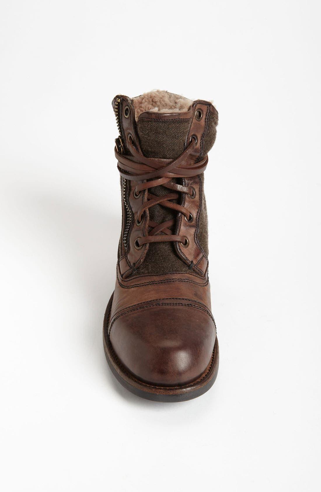 Alternate Image 3  - UGG® Collection 'Tonio' Cap Toe Boot (Men)