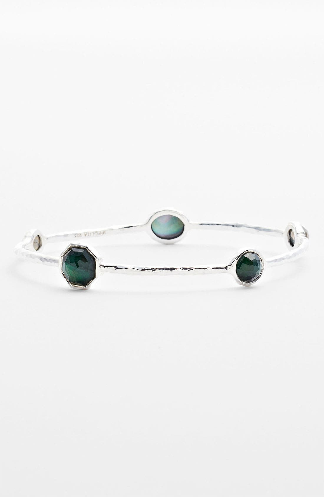 Alternate Image 1 Selected - Ippolita 'Grotto' 5-Stone Bangle