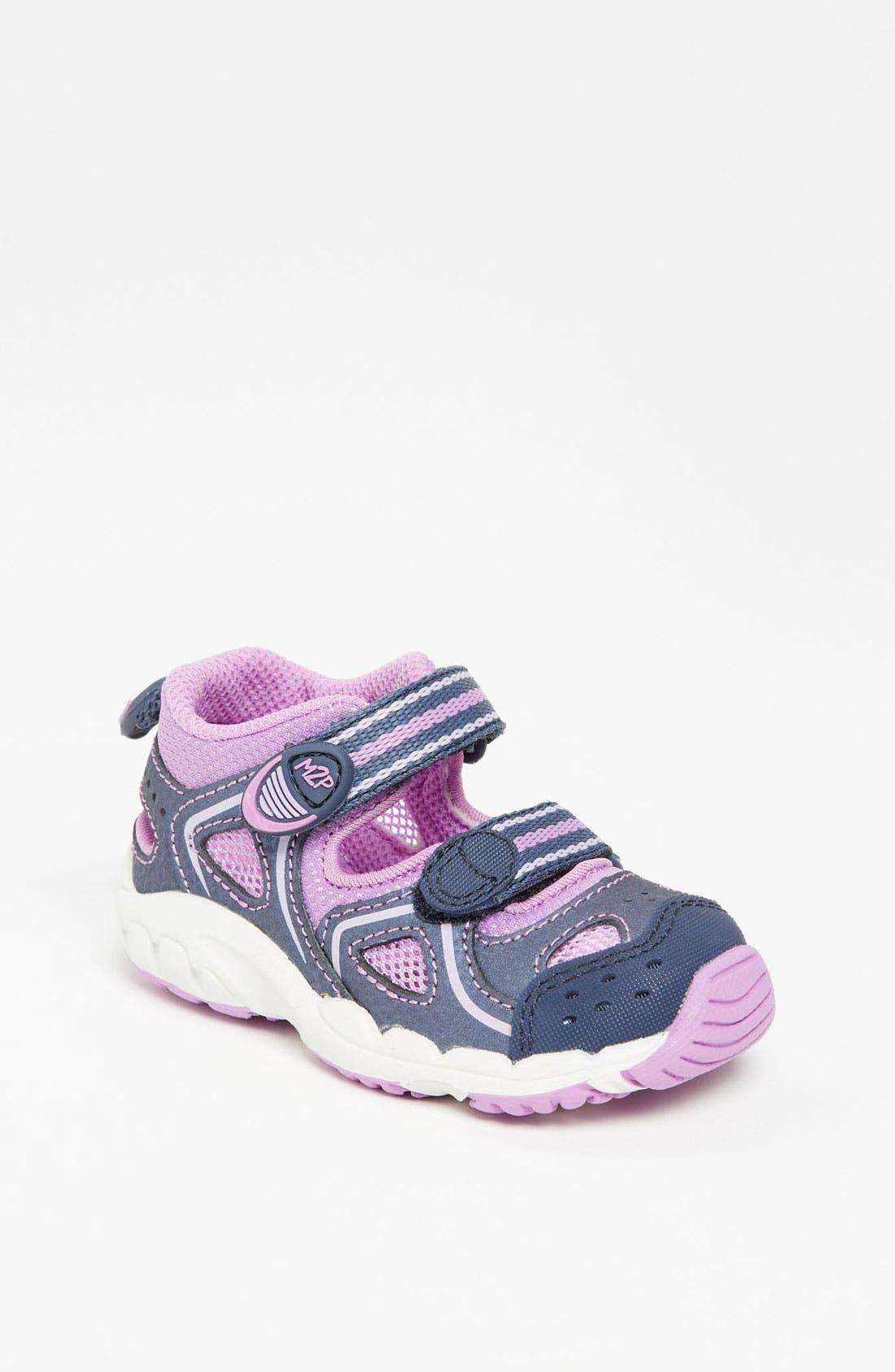 Alternate Image 1 Selected - Stride Rite 'Baby Liddie' Sandal (Baby, Walker & Toddler)